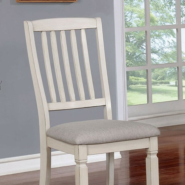 Gage Dining Chair (Set of 2) by Rosecliff Heights