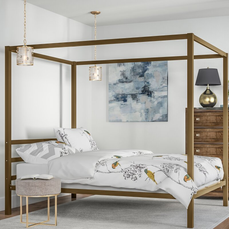 Stanley Canopy Bed : wayfair canopy bed - memphite.com