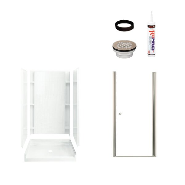 Accord 42 x 36 x 77 Shower Module by Sterling by Kohler