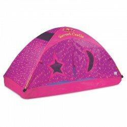 Secret Castle Bed Play Tent with Carrying Bag by P
