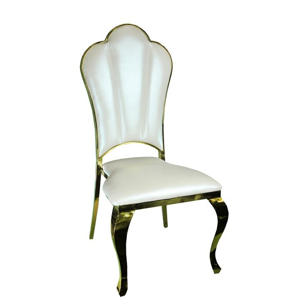 Kutcher Upholstered Dining Chair by Astoria Grand Astoria Grand