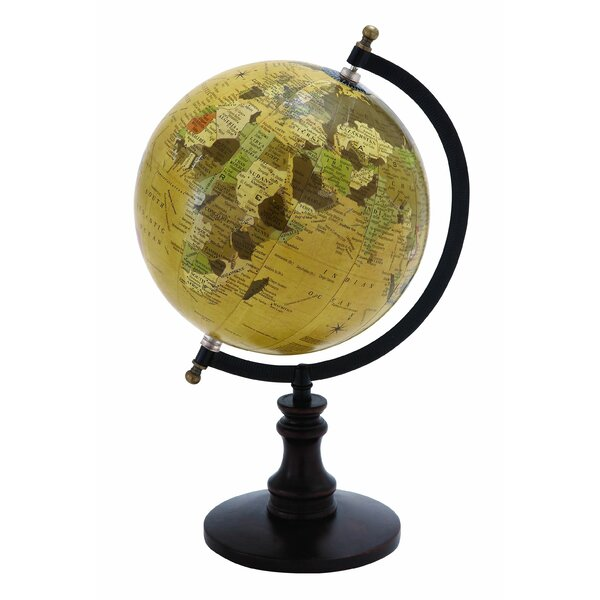 Sophisticated Globe by Alcott Hill