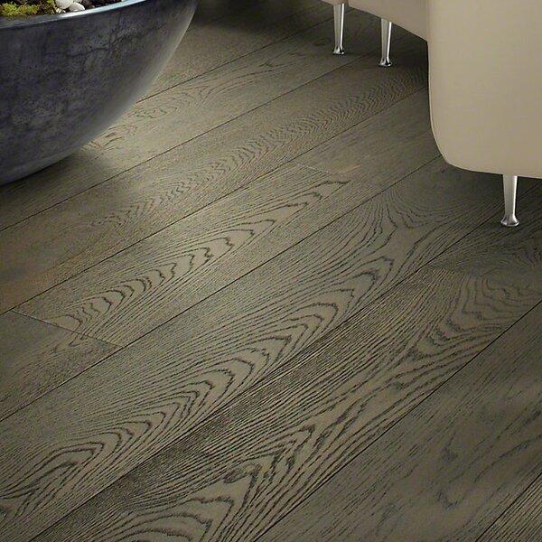 Scottsmoor Oak 7-1/2 Engineered White Oak Hardwood Flooring in Newport by Shaw Floors