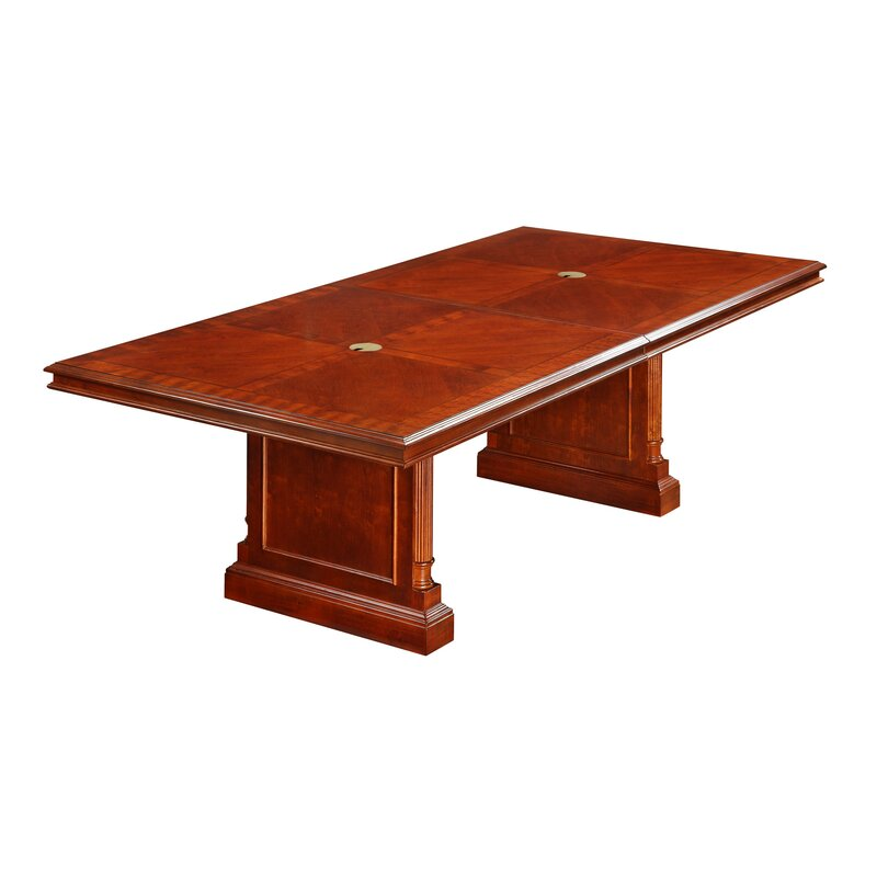 Darby Home Co Prestbury Rectangular H X W X L Conference - 30 conference table
