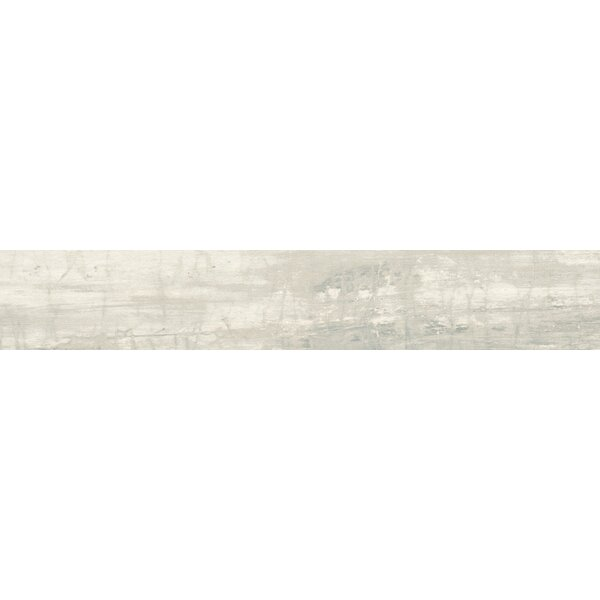 Madera 6 x 35 Porcelain Wood Look/Field Tile in Beam by Emser Tile