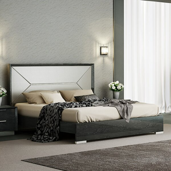 Arushi Upholstered Platform Bed by Orren Ellis