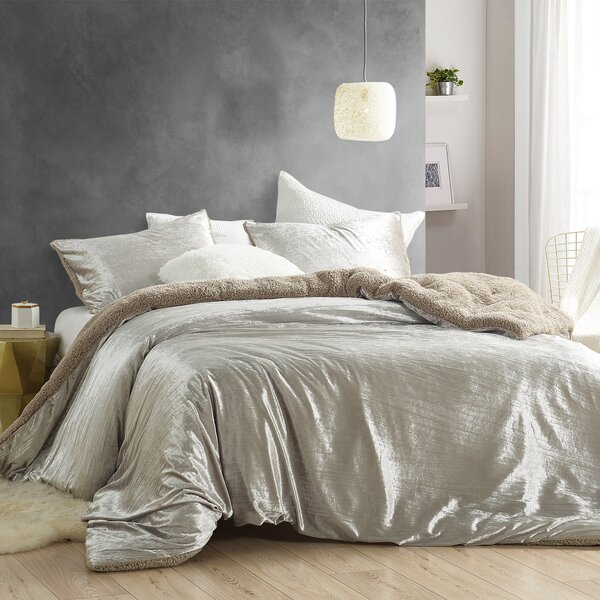 Amandine Velvet Crush Coma Inducer Comforter Set