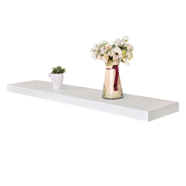 Himmelmann Floating Wall Shelf by Ebern Designs