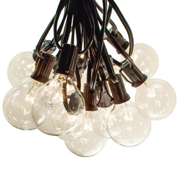 50-Light 50 ft. Globe String Lights by Hometown Evolution, Inc.