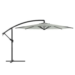 tan lit pl for reviews com outdoors cantilever product at sale patio on lowes display umbrella offset pre umbrellas shop ft furniture accessories