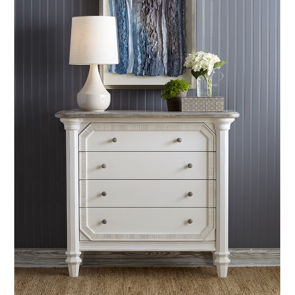 4 Drawer Nightstand by Dowton Abbey Dowton Abbey