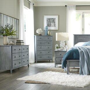 Greenport Queen Platform Configurable Bedroom Set ByGrain Wood Furniture