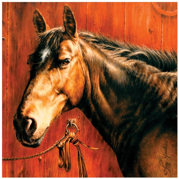 Horse Portrait Occasions Trivet by Thirstystone