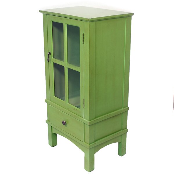 Romeo Accent Cabinet by August Grove