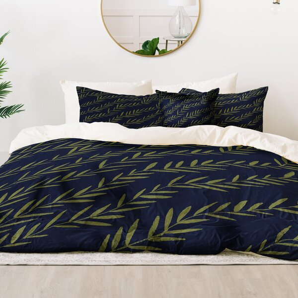 Fable Garden Vine Duvet Cover Set