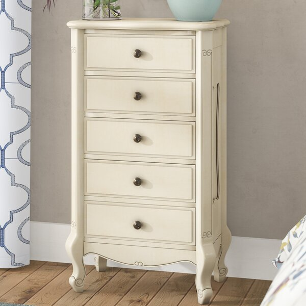 Lacey 5 Drawer Chest by Astoria Grand