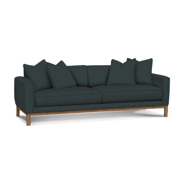 Pratolina 96'' Square Arm Sofa By Brayden Studio