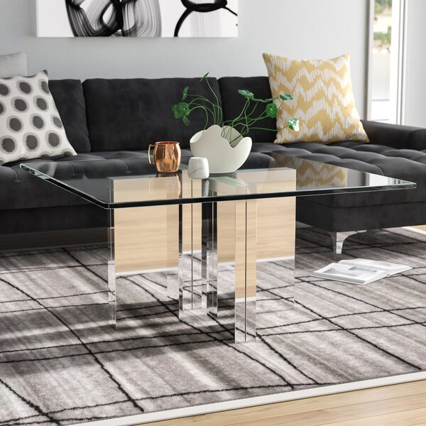 Rey Coffee Table by Orren Ellis