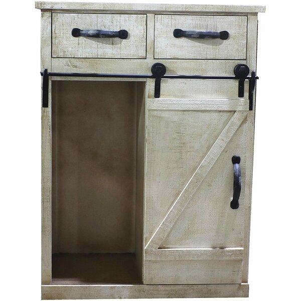Shellman 2 Drawer Door Accent Cabinet By Gracie Oaks
