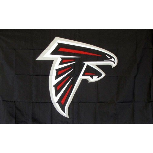 Atlanta Falcons Polyester 3 x 5 ft. Flag by NeoPlex