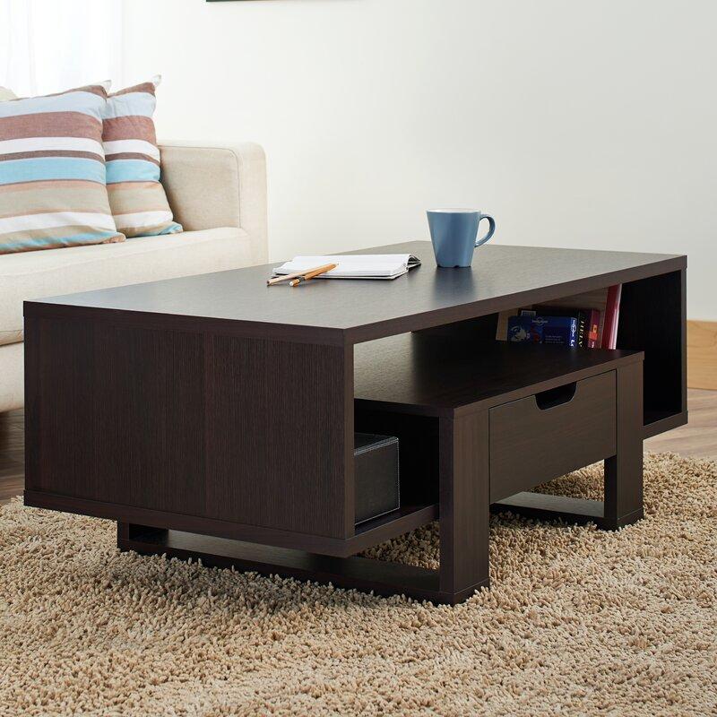 hokku designs darwen coffee table & reviews | wayfair