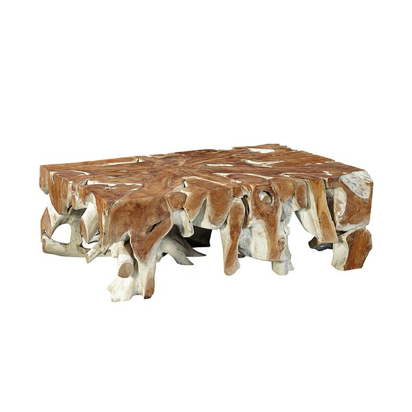 Cold Springs Teak Coffee Table by Furniture Classics