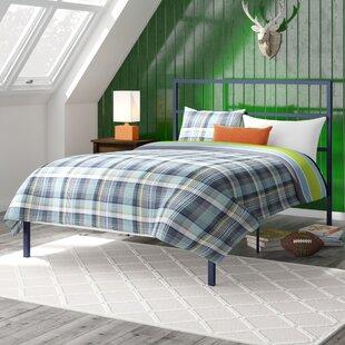 Simoneau Platform Bed by Harriet Bee