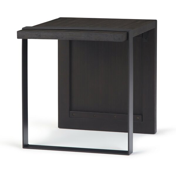 Studebaker End Table By Wrought Studio
