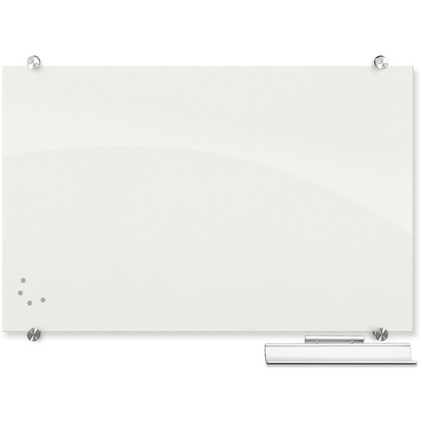 Visionary Magnetic Wall Mounted Glass Board by Balt