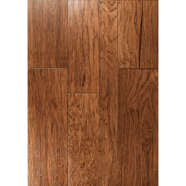 Catalan Random Width Engineered Hickory Hardwood Flooring in Seville by Albero Valley