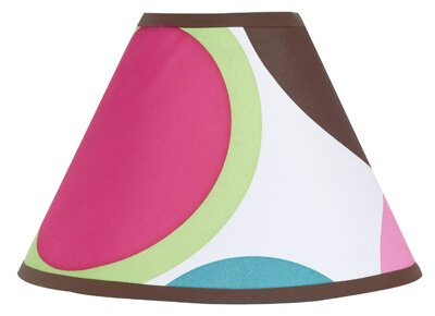 Deco Dot 7 Polyester Empire Lamp Shade by Sweet Jojo Designs