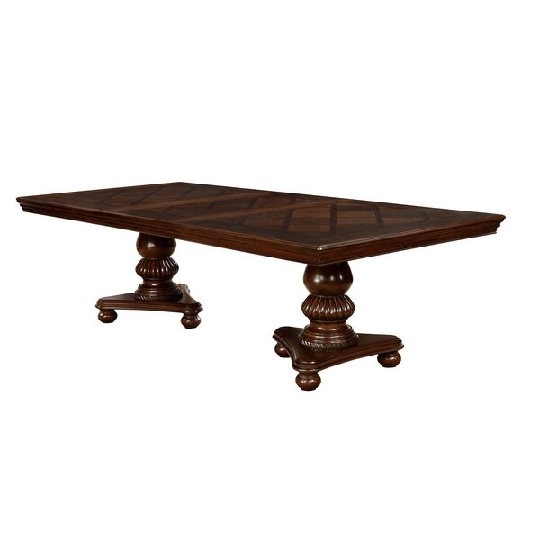Oberlin Extendable Dining Table by Astoria Grand Astoria Grand