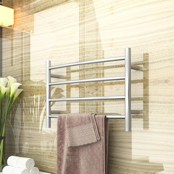 Glow Wall Mount Electric Towel Warmer by ANZZI