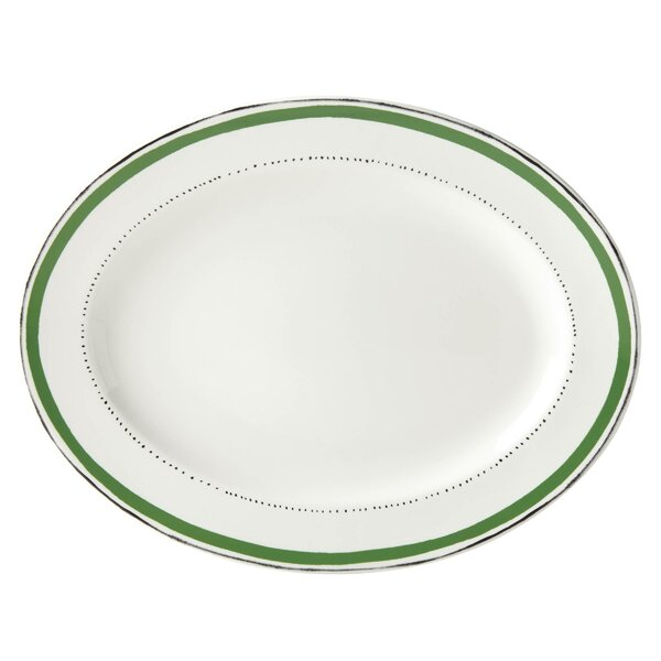 Union Square Oval Platter by kate spade new york