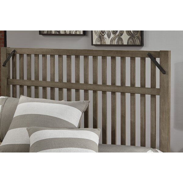 Ramage Slat Headboard by Loon Peak