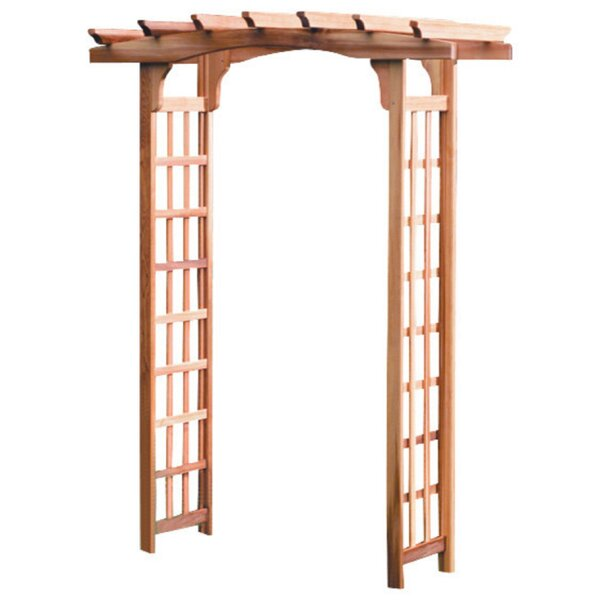 Phat Tommy Astoria Wood Arbor by Buyers Choice