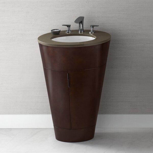 Leonie 23 Single Bathroom Vanity Set by Ronbow
