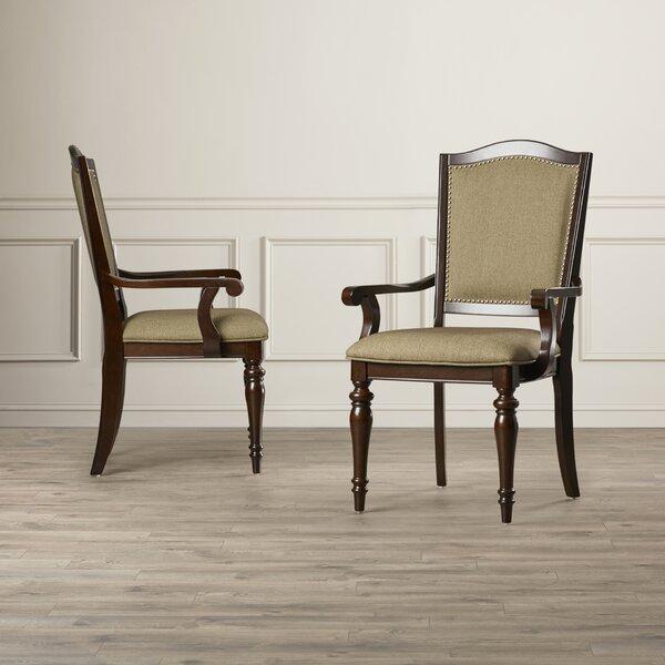 Rheems Arm Chair (Set of 2) by Alcott Hill