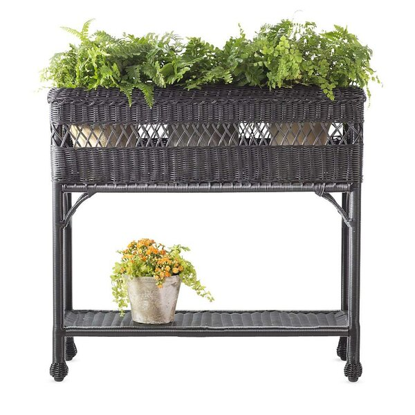Rectangular Plant Stand by Plow & Hearth