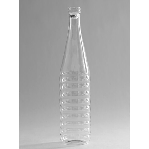 Medium Glass Water Bottle by Serax