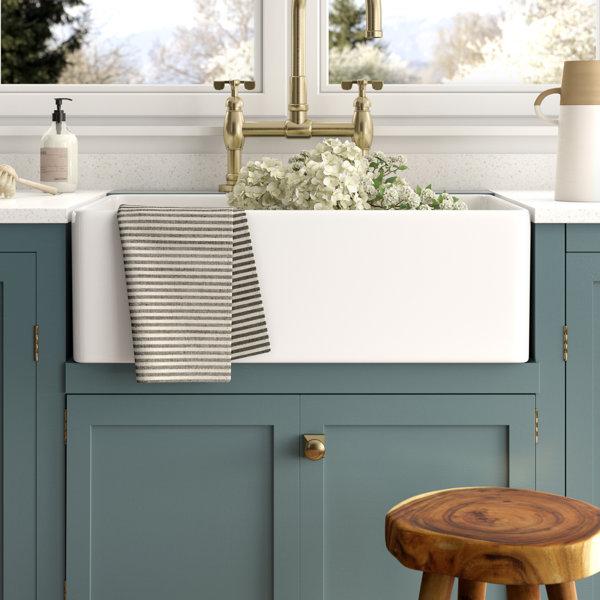 Freestanding Kitchen Sink Wayfair