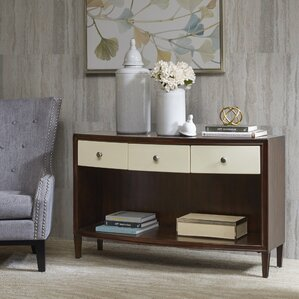 Dunkin Console Table by Madison Park Signature