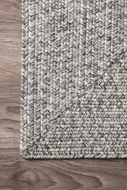 Wade Logan Kulpmont Gray IndoorOutdoor Area Rug amp Reviews