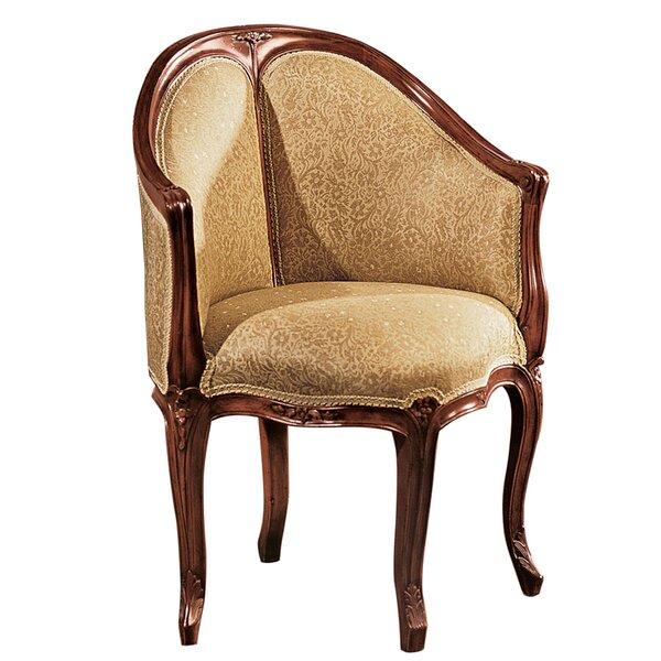 Louis XV Barrel Chair