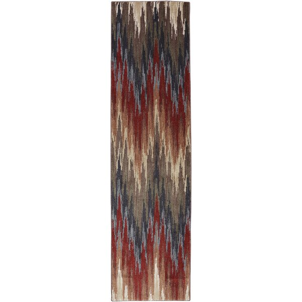 Dryden Mesquite Abstract Big Horn Rug by Mohawk Home