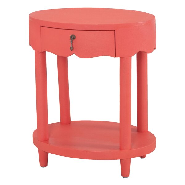 Brantwood End Table by Bay Isle Home