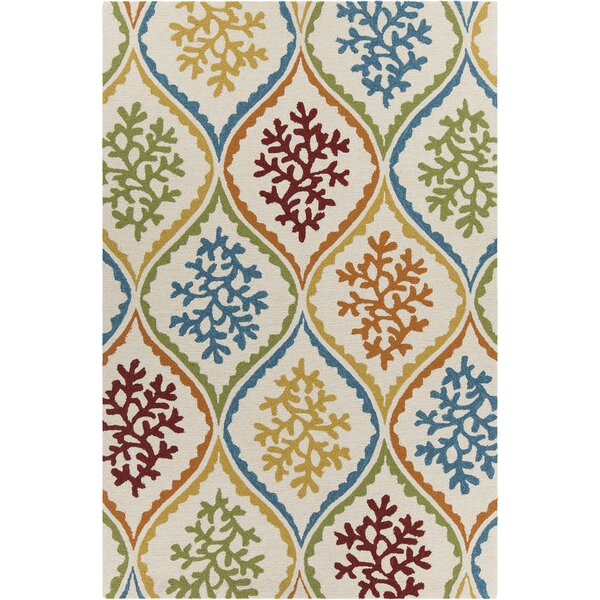 Athina Patterned Area Rug by Bayou Breeze