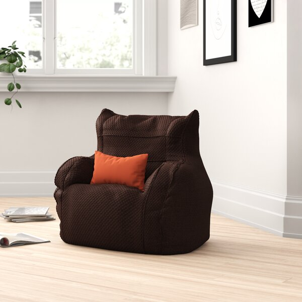 Small Bean Bag Chair & Lounger By Zipcode Design