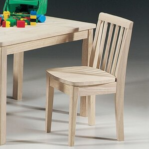 Juvenile Mission Ready to Finish Kids Desk Chair (Set of 2)