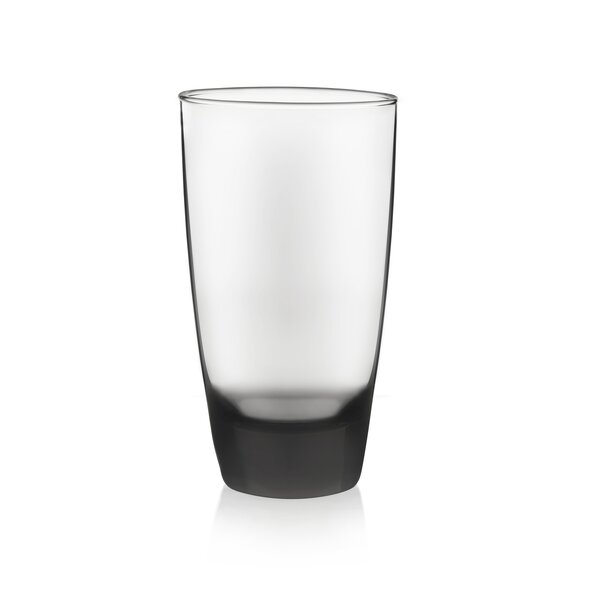 Classic Cooler 18 oz. Glass Every Day Glasses (Set of 12) by Libbey